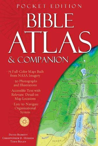 9781620297445: BIBLE ATLAS & COMPANION
