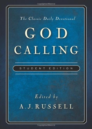9781620297629: GOD CALLING STUDENT EDITION