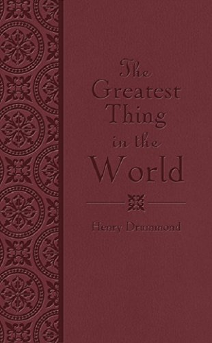 9781620297650: THE GREATEST THING IN THE WORLD