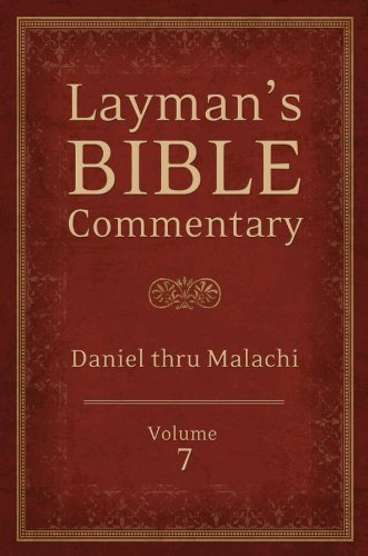 9781620297803: LAYMAN'S BIBLE COMMENTARY VOL. 7
