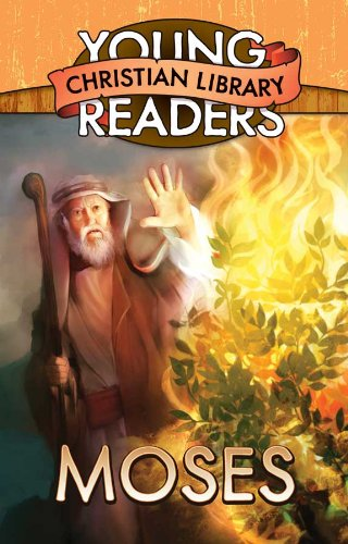 9781620297889: Moses (Young Readers' Christian Library)