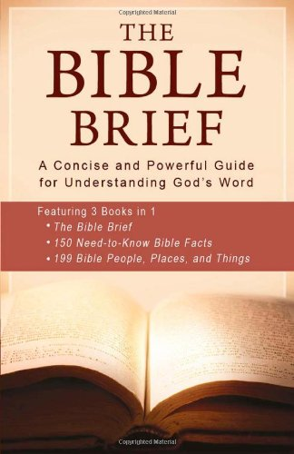 9781620299081: THE BIBLE BRIEF (Inspirational Book Bargains)