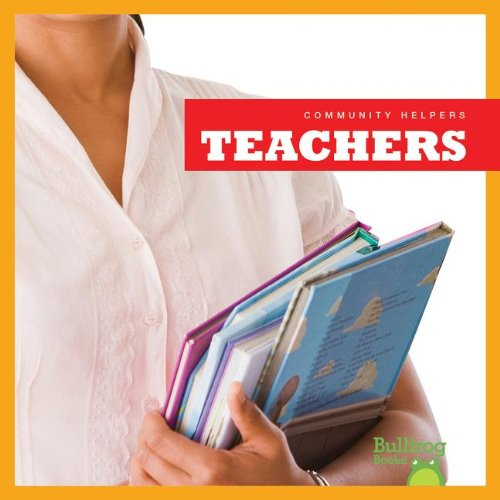 9781620310793: Teachers (Community Helpers)