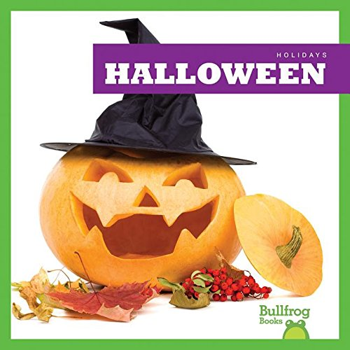 Halloween (Hardcover): Rebecca Pettiford