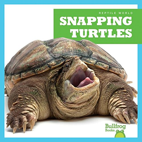 Snapping Turtles (Hardcover): Cari Meister
