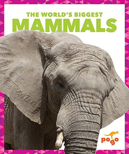 The World's Biggest Mammals (Hardcover): Mari C. Schuh