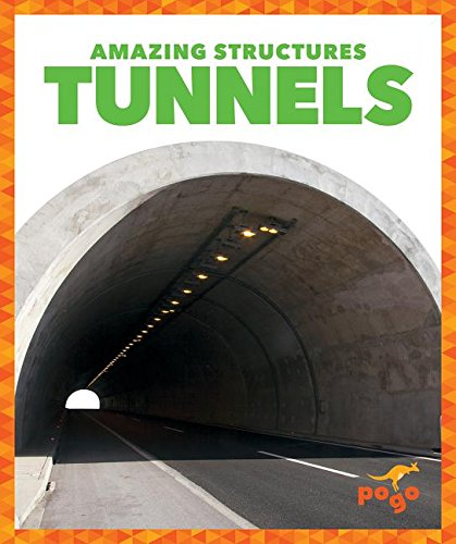 9781620312124: Tunnels (Pogo Books: Amazing Structures)