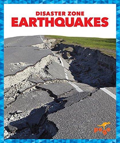 Earthquakes (Hardcover): Cari Meister