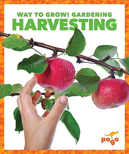 9781620312308: Harvesting (Pogo Books: Way to Grow! Gardening)