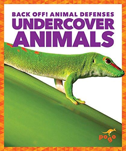 Undercover Animals (Hardcover): Nadia Higgins