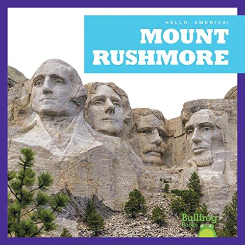Mount Rushmore (Hardcover): Rebecca Pettiford