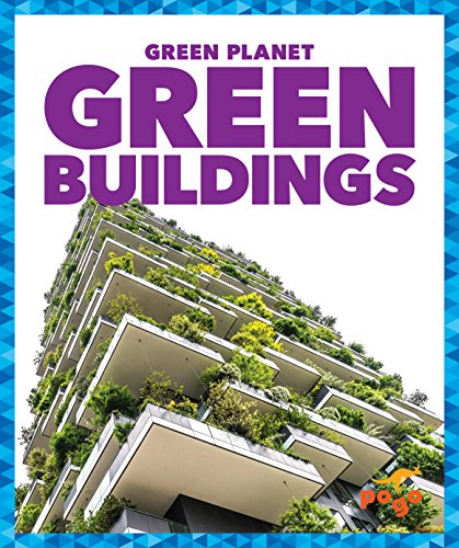 Green Buildings (Hardcover): Rebecca Pettiford