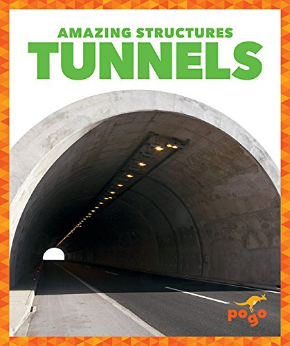 9781620314227: Tunnels (Pogo: Amazing Structures)