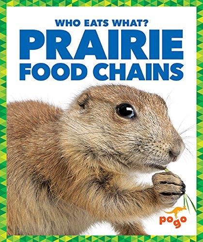 9781620314302: Prairie Food Chains (Pogo: Who Eats What?)