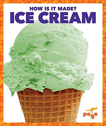 Ice Cream: R J Bailey
