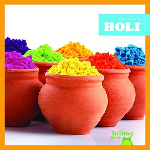 9781620315866: Holi (Festivals)