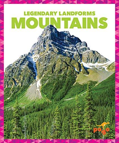 Mountains (Pogo: Legendary Landforms): Rebecca Pettiford