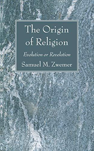 9781620320341: The Origin of Religion