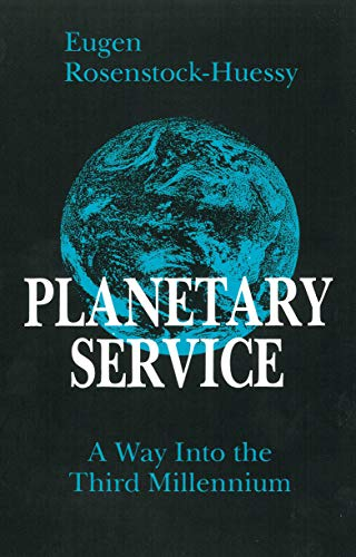 9781620324486: Planetary Service: A Way Into the Third Millennium