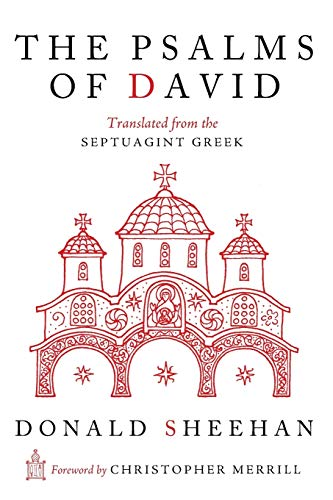 9781620325100: The Psalms of David: Translated from the Septuagint Greek