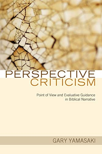 9781620325834: Perspective Criticism: Point of View and Evaluative Guidance in Biblical Narrative