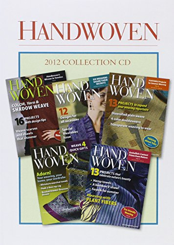 Handwoven 2012 Collection Cd