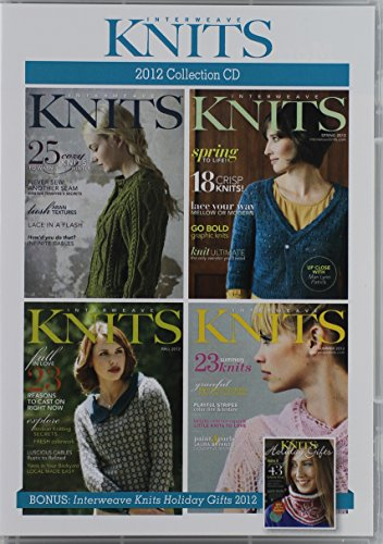 Interweave Knits 2012 Collection Cd: Interweave