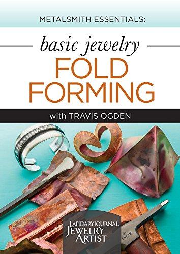 9781620334973: Metalsmith Essentials - Basic Jewelry Fold Forming