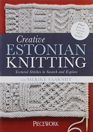 9781620336540: Creative Estonian Knitting