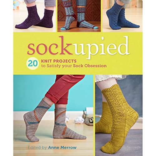 9781620337950: Sockupied: 20 Knit Projects to Satisfy Your Sock Obsession
