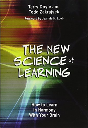 9781620360095: The New Science of Learning: How to Learn in Harmony With Your Brain