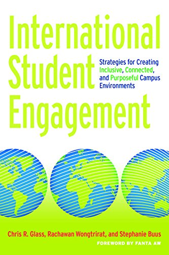 9781620361481: International Student Engagement: Strategies for Creating Inclusive, Connected, and Purposeful Campus Environments