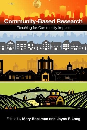 9781620363553: Community-Based Research: Teaching for Community Impact