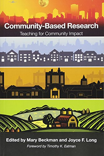 9781620363560: Community-Based Research: Teaching for Community Impact
