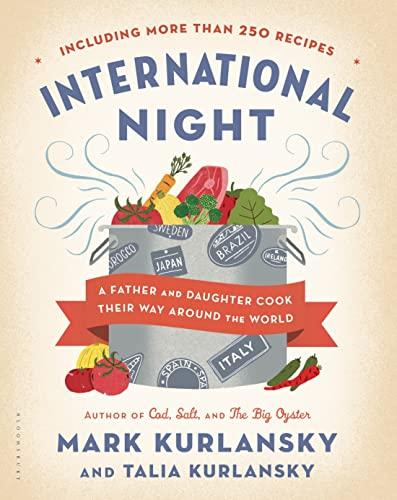 International Night: Mark Kurlansky