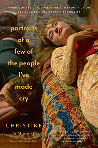 9781620400456: Portraits of a Few of the People I've Made Cry: Stories