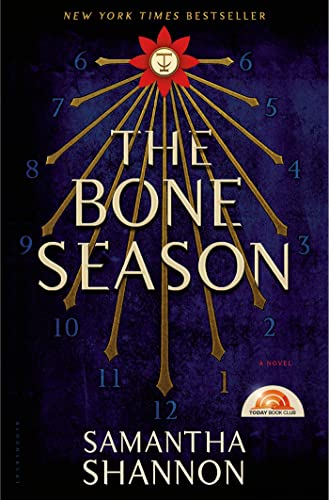 The Bone Season. { SIGNED & LINED & DATED in YEAR of PUBLICATION.}. { FIRST AMERICAN EDITION/ FIR...