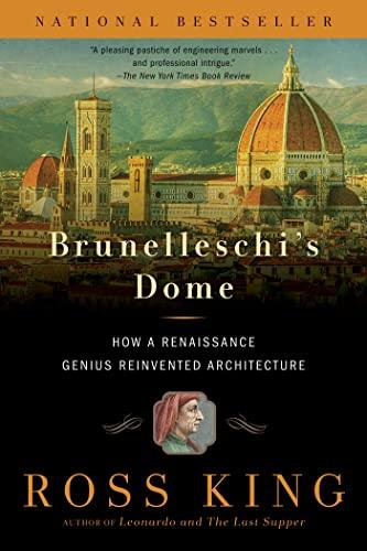 9781620401934: Brunelleschi's Dome: How a Renaissance Genius Reinvented Architecture