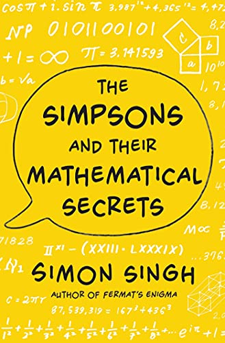 9781620402771: The Simpsons and Their Mathematical Secrets