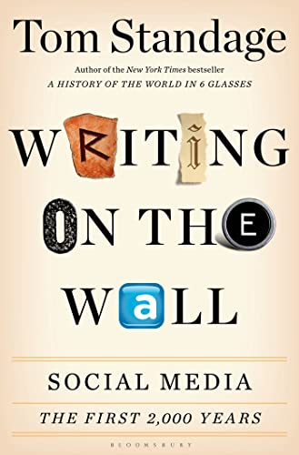 9781620402832: Writing on the Wall: Social Media - The First 2,000 Years