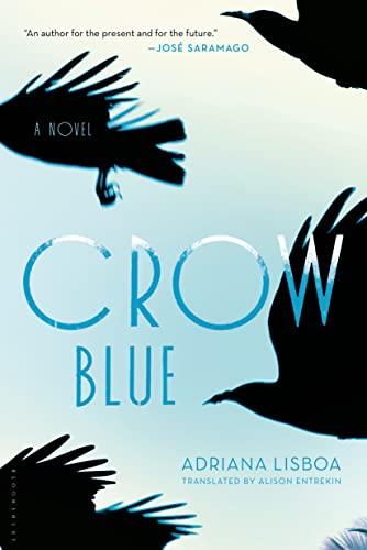 9781620403365: Crow Blue: A Novel