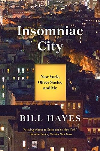 9781620404942: Insomniac City: New York, Oliver Sacks