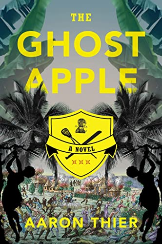 Ghost Apple 9781620405277 At the turn of the eighteenth century, John Morehead Tripoli is marooned on the unspoiled Caribbean island of St. Renard. There, he live