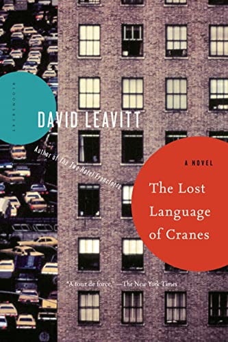 9781620407028: The Lost Language of Cranes: A Novel