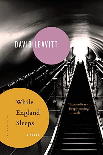 9781620407080: While England Sleeps: A Novel