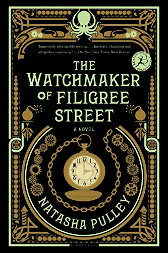 9781620408346: The Watchmaker of Filigree Street