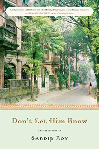 Don't Let Him Know (BRAND NEW HARDCOVER COPY)