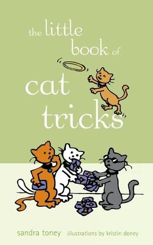 9781620457269: The Little Book of Cat Tricks