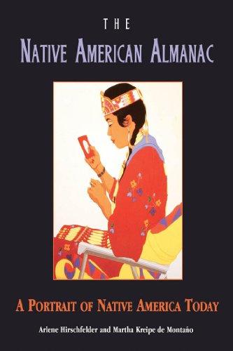 9781620457665: The Native American Almanac: A Portrait of Native America Today