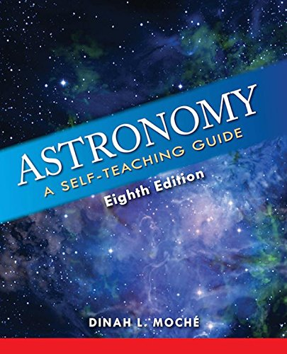 9781620459904: Astronomy: A Self-Teaching Guide, Eighth Edition (Wiley Self Teaching Guides)